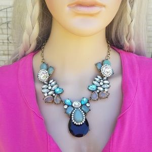 Blingy Statement Necklace